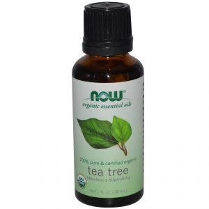 iherb для беременных Органическое эфирное масло чайного дерева